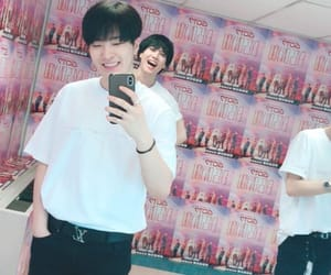 youngjae, got7, and yugyeom image