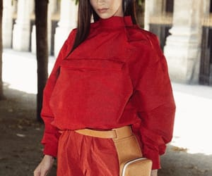 fashion, bella hadid, and Louis Vuitton image