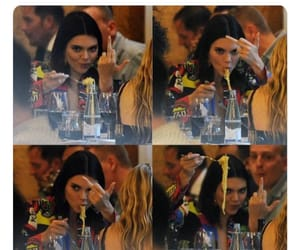 kendell jenner and lmao image