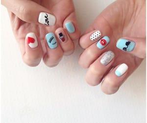 art, art nail, and nail image