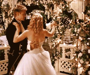 Hilary Duff, chad michael murray, and dance image