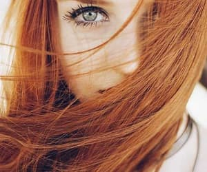 cabelo, ginger, and ruiva image
