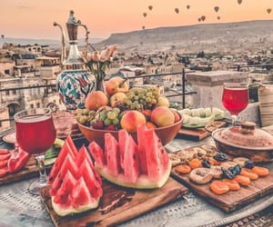 food and city image
