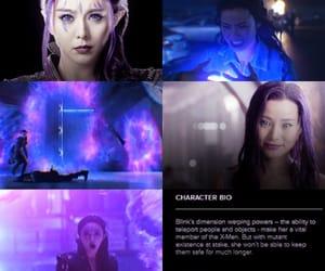 Marvel, mutant, and purple image