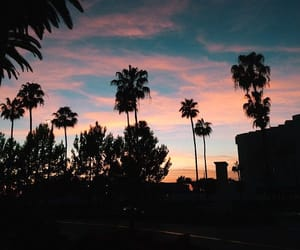 background, beautiful, and los angeles image