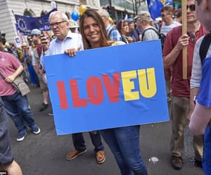 campaign, brexit, and European Union image
