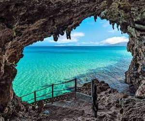 ocean, adventure, and blue image