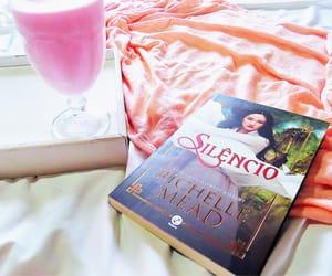 book, silêncio, and books image