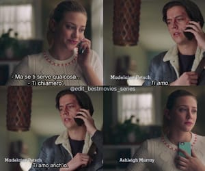 riverdale, colesprouse, and bettycooper image
