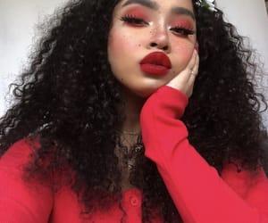 makeup, aesthetic, and girl image