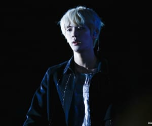 blonde, jin, and fansite image