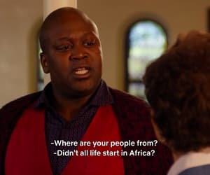 comedy, titus, and kimmy schmidt image