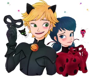 Adrien, reveal, and headcanon image