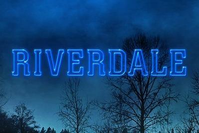 article, riverdale, and tag image