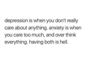 anxiety, depression, and earth image