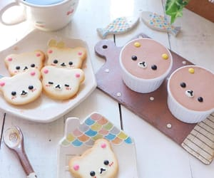 Cookies, cute food, and desserts image