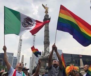 pride, méxico, and lgbtq image