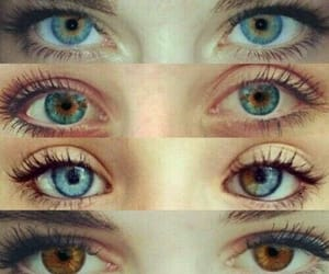 eyes colors girl image