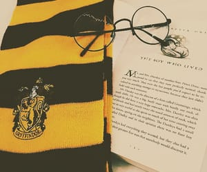 harry potter, aesthetic, and glasses image