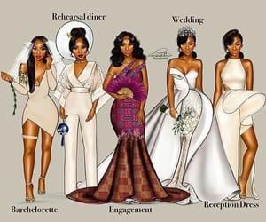 brides, fashionable, and future image