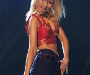 1999, christina aguilera, and genie in a bottle image