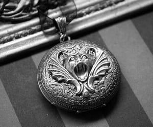 gargoyle, gray, and pendent image