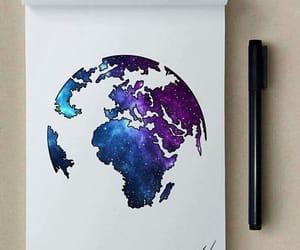 amazing, creative, and planet image
