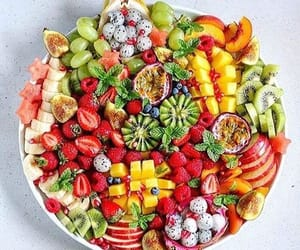 beautiful, fraise, and FRUiTS image