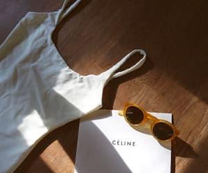 sunglasses, fashion, and celine image