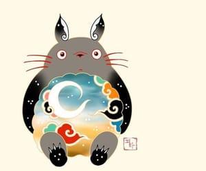 anime, My Neighbor Totoro, and Tattoos image