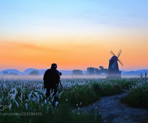 fog, ifttt, and windmill image