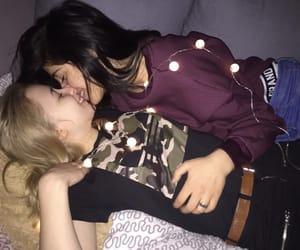 gay, happy, and kiss image