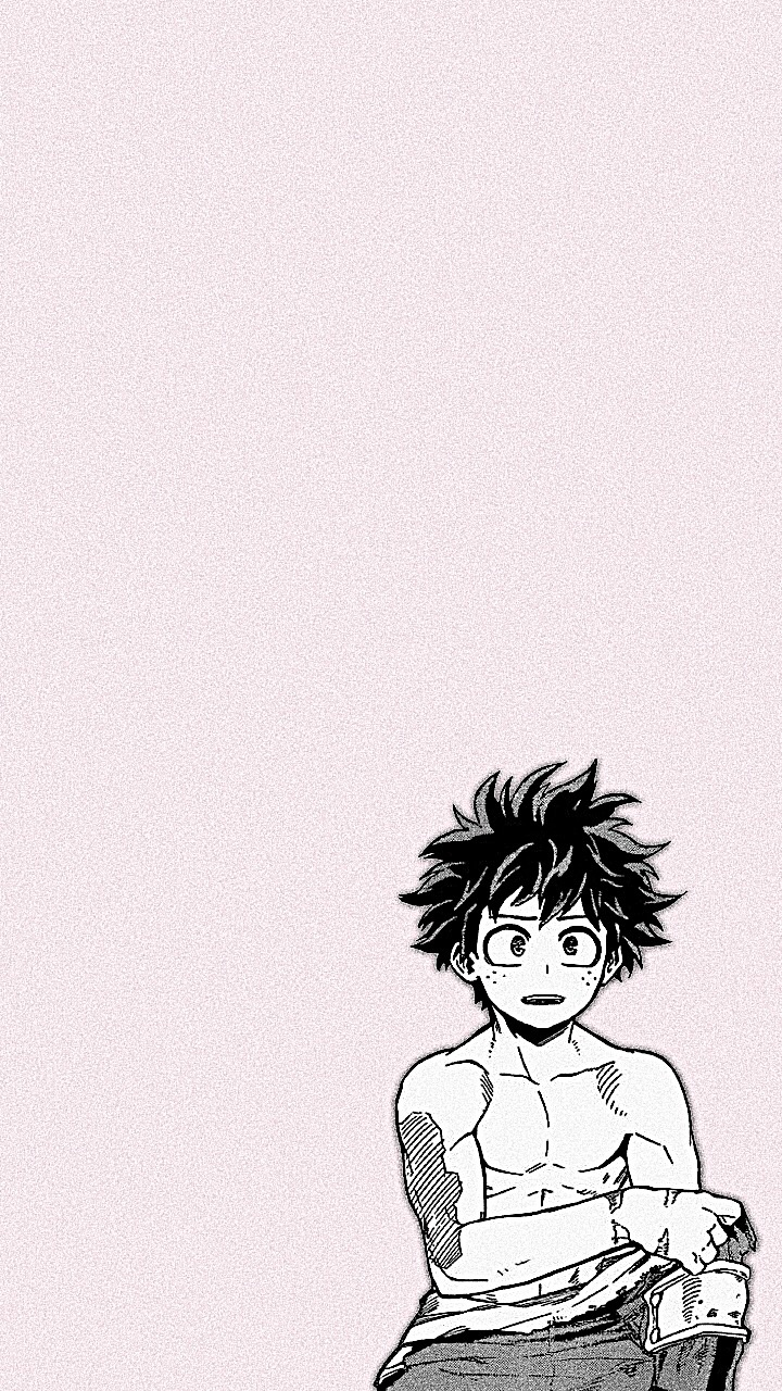Izuku Wallpaper Dumbtroubles On Insta On We Heart It