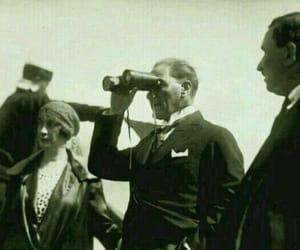 turk, mustafa kemal atatürk, and tarih image
