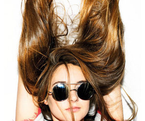 Shailene Woodley, hair, and divergent image