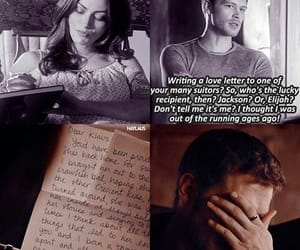 Letter, The Originals, and phoebe tonkin image