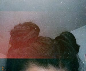 black, spacebuns, and cool image
