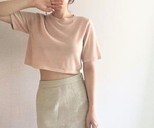 girl, minimal, and ulzzang image