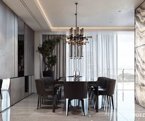 decor, dining, and dining room image
