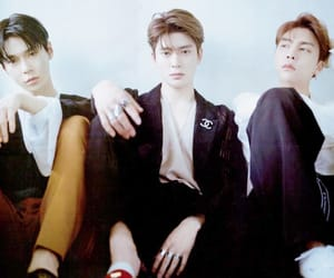 johnny, lucas, and taeyoung image