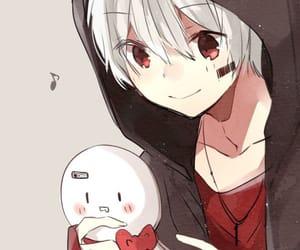 anime, cute, and boy image