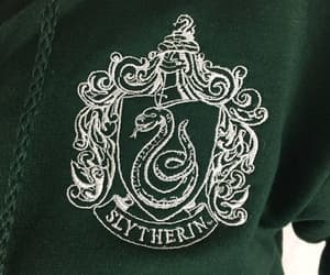 determined, harry potter, and slytherin image