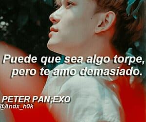 Chen, exo, and frases image