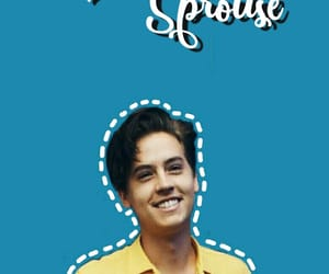 serpent, wallpaper, and cole sprouse image