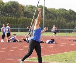 athletics, field, and healthy image