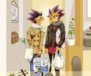 home, yugioh, and yugi muto image