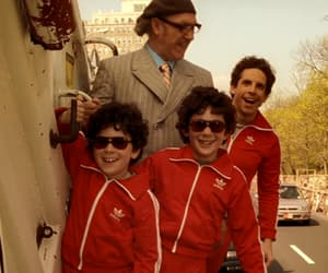 adidas, wes anderson, and family image
