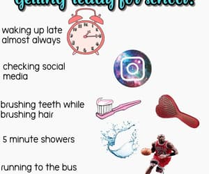 bus stop, social media, and hurry image