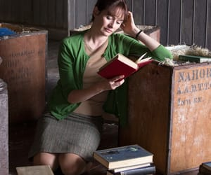 book, film, and the bookshop image