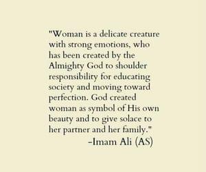 woman, muslim, and islam image